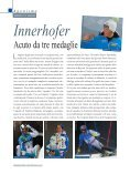 associazione nazionale atleti olimpici e azzurri d'italia - anaoai - Page 6