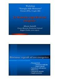 termovalorizzazione - Provincia di Ferrara