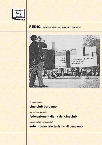 """""""Convegno di studio sul cinema d'amatore"""". - Cinevideo Club ..."""