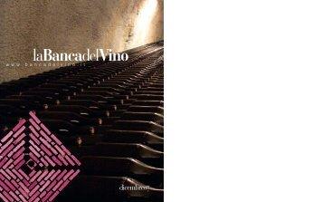 news - La Banca del Vino
