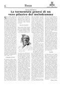 tosca 2011 - Il giornale dei Grandi Eventi - Page 6