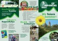 Sommerflyer 2012 - Heuchelberg