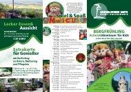 2.JUNI – VATER- TAGSFESCHT - Heuchelberg