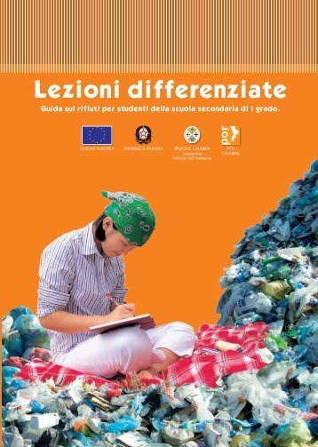Lezioni differenziate - Medie - Regione Calabria