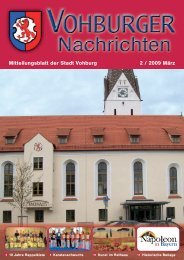 Februar 2009 - Stadt Vohburg