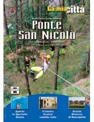 Notiziario comunale N. 2/2005. - Comune di Ponte San Nicolò