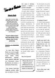 Mario Piola - Circolo San Vittore
