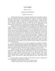 Armi in famiglia Marco Lo Verso (Traduzione di Elettra Bedon ...