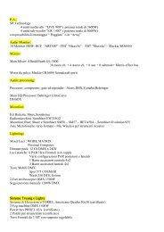 download scheda tecnica - Castelli Romani Service