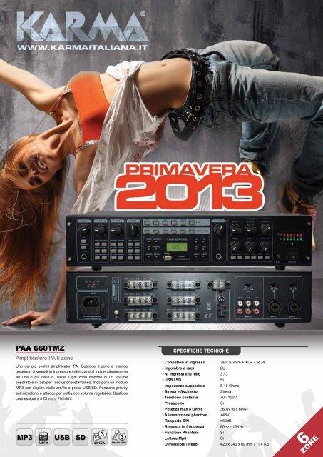 PRIMAVERA 2013 Download [PDF file] - Karma