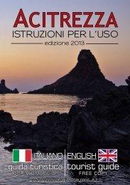 Guida turistica Aci Trezza 2013 - Xiphonia Coop. a rl - Turismo ad ...