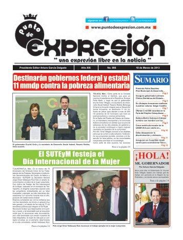 Edicion Impresa 906 - Punto de Expresión