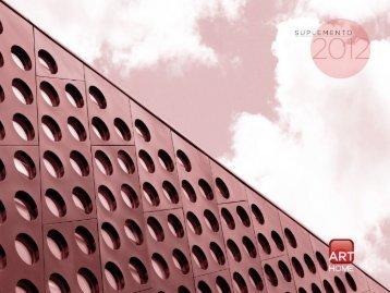 Suplemento 2012 Clique aqui para baixar - Art Home