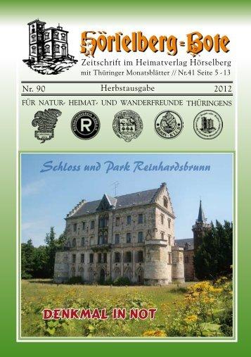 BUCHTIPP - Hörselberg-Bote