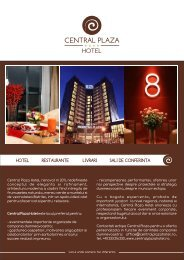 Oferta Corporate.cdr - Central Plaza Hotel