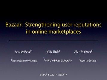 Bazaar-NSDI-slides