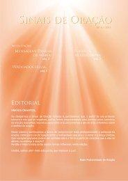 revista sinais de oração nº 4