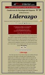 Cuaderno N°29 Liderazgo - Historia de Budismo Zen - El Rival Interior