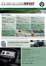 EurocarServiceNews Skoda 12 10.indd - Eurocar - Udine