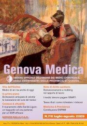 Luglio-Agosto - Ordine dei medici-chirurghi ed odontoiatri della ...
