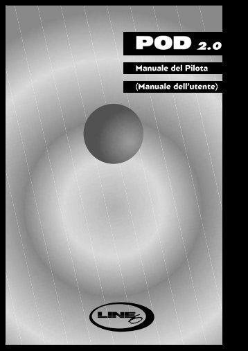 Manuale del Pilota (Manuale dell'utente) - Strumenti Musicali .net