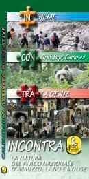 Scarica il Catalogo - Parco Nazionale d'Abruzzo Lazio e Molise