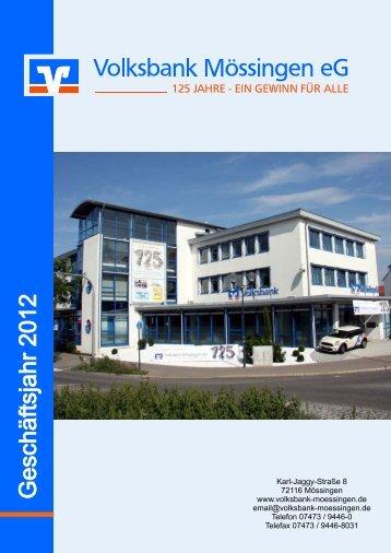 Geschäftsbericht 2012 (PDF - 9 MB) - Fiducia IT AG