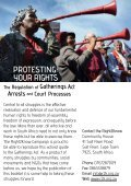 PROTESTING: YOUR RIGHTS - Page 2
