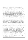 PROTESTING: YOUR RIGHTS - Page 7