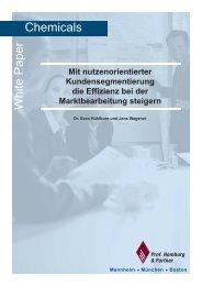 Mit nutzenorientierter Kundensegmentierung ... - Homburg & Partner