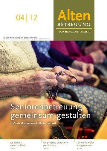 04 | 12 Seniorenbetreuung gemeinsam gestalten - Verband der ...