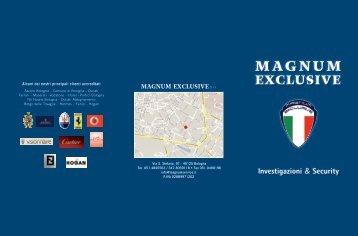 Scaricara la brochure - Magnum Exclusive