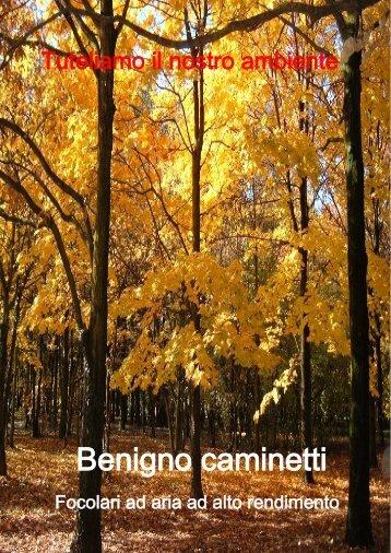focolari ad aria eko - Benigno Caminetti