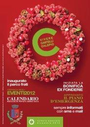 EVENTI2012 - Comune di Castelli Calepio