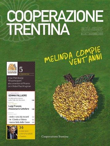 Ottobre - Federazione Trentina della Cooperazione