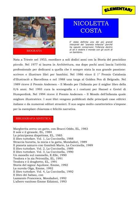 Nicoletta Costa La Torre Delle Favole