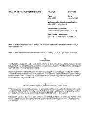 41/1996 - Maa- ja metsätalousministeriö