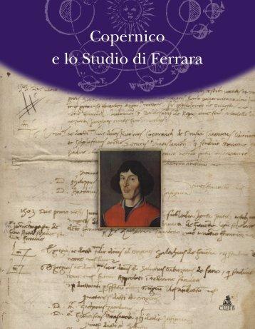 Copernico e lo Studio di Ferrara - Matematica