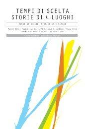 Guida alla mostra - Scuola - Regione Emilia Romagna