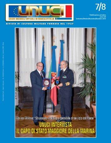 rivista 07/08 2010 - Unuci