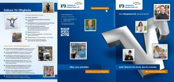 Unsere Förderfibel als PDF-Datei - Volksbank Niederrhein eG