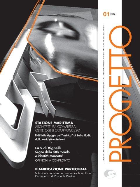 Scarica il PDF - Ordine degli Architetti di Salerno