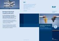 Flyer Weinbau - VR-Bank Aalen eG