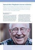 Ratgeber rund um die finanzielle Absicherung für den Pflegefall - Seite 5