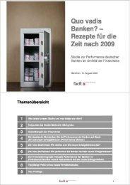zur facit Studie - VR-Bank Aalen eG