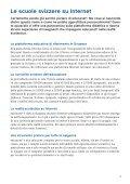 La piattaforma svizzera per l'apprendimento e per la ... - Educanet² - Page 3