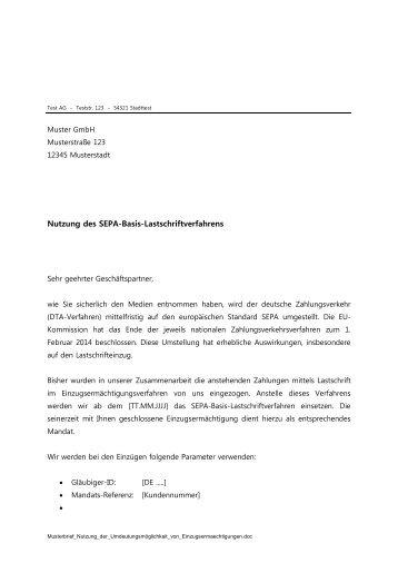 Musterbriefe Pons : Musterbrief sponsoren pdf