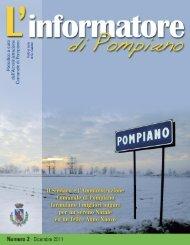 Dicembre 2011 - Comune di Pompiano