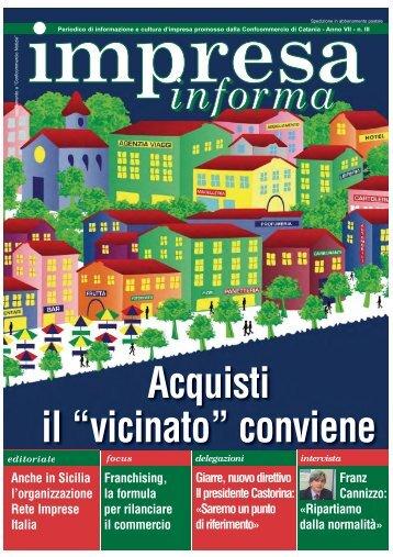 impresa - Confcommercio