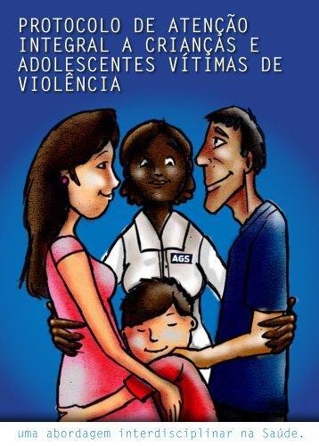 Protocolo de Atenção IntegrAl A crIAnçAs e Adolescentes ... - TJDFT